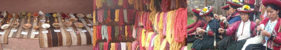 Alpaka Wolle, Alpakawolle, Herstellung in Peru