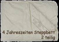Alpaka Bettdecke Vier Jahreszeiten