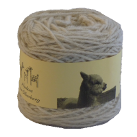 Alpakawolle wollweiß baby